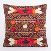 Federa Cuscino Quadrato in cotone (50x50 cm) Kila, immagine in miniatura 1