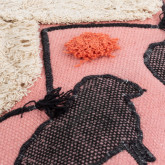 Federa cuscino quadrato in cotone (50x50 cm) Sham, immagine in miniatura 5
