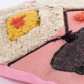 Federa cuscino quadrato in cotone (50x50 cm) Sham, immagine in miniatura 6