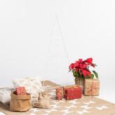 PACK Árbol de Navidad Thri y Guirnalda Latt 5m
