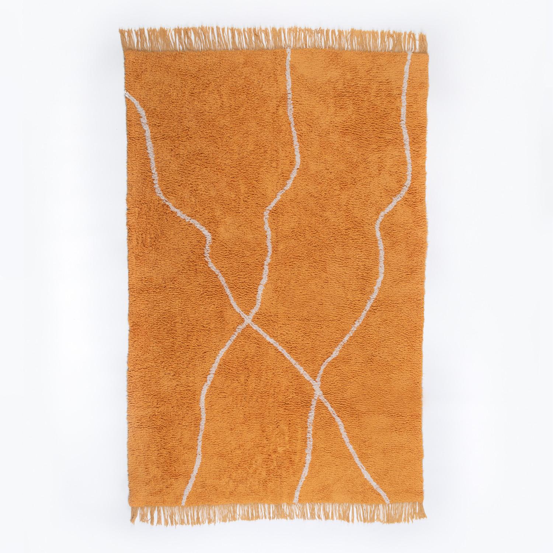 Tappeto in cotone (185x120 cm) Kaipa, immagine della galleria 1