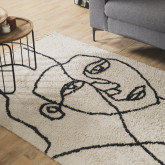 Tappeto in cotone (185x125 cm) Fäsy, immagine in miniatura 4