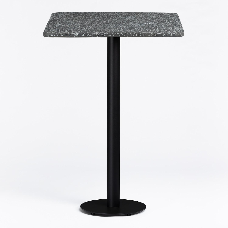 Tavolo alto da barck in terrazzo di cemento, immagine della galleria 1