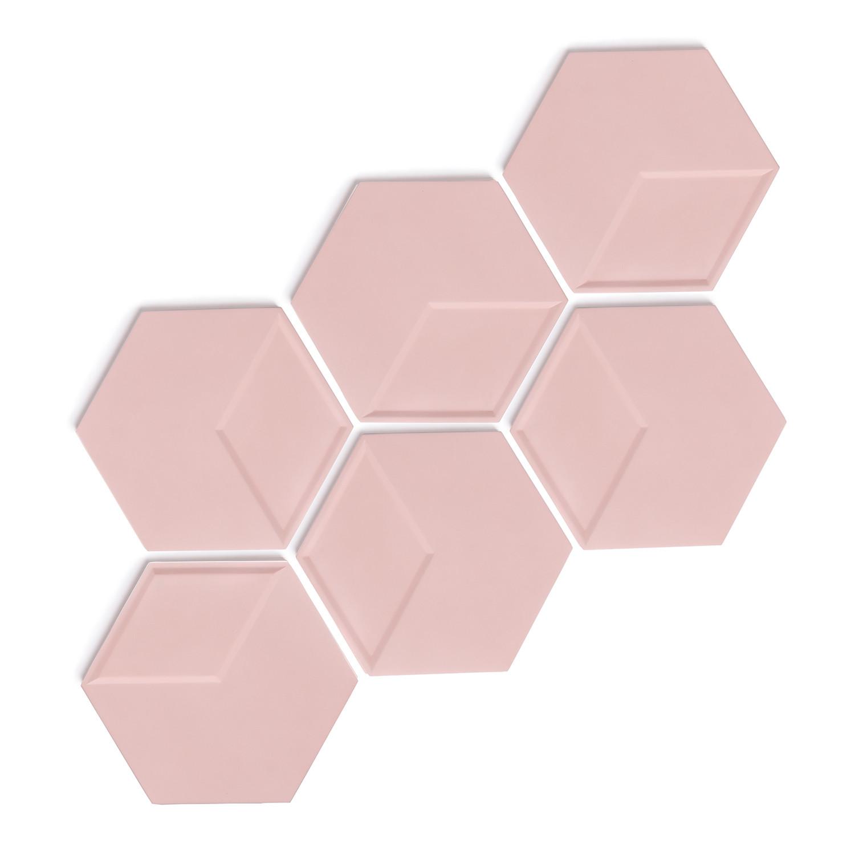 Pannello decorativo in Cemento Octy [6 uds.], immagine della galleria 1