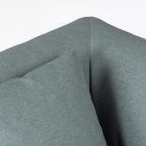 Poltrona Centro per divano componibile in Tessuto Aremy, immagine in miniatura 5