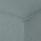 Puff per divano componibile in tessuto Aremy, immagine in miniatura 4