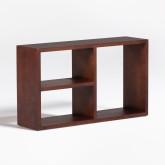 Divano letto modulare a 2 posti in lino Kauri, immagine in miniatura 6