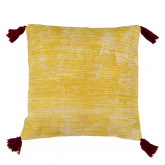 Cuscino quadrato in cotone (40x40 cm) Thani, immagine in miniatura 1