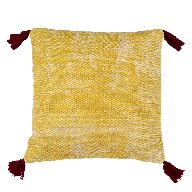 Cuscino quadrato in cotone (40x40 cm) Thani, immagine della galleria 1