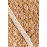 Tappeto in juta naturale (240,5x162 cm) Dyamo, immagine in miniatura 5
