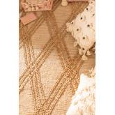 Tappeto in juta naturale (180x120 cm) Borom, immagine in miniatura 4