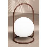 Lampada da tavolo a led per esterni Balum, immagine in miniatura 1