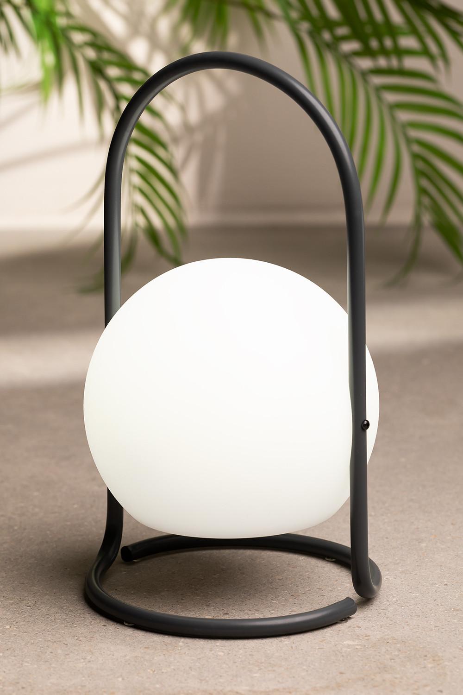 Lampada da tavolo a led per esterni Balum, immagine della galleria 1