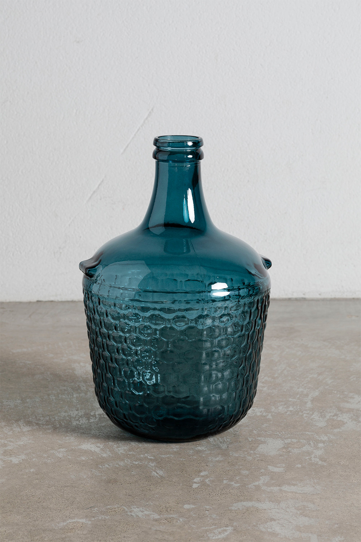 Damigiana in vetro riciclato Raffas, immagine della galleria 1