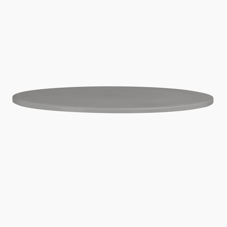 Tavola rotonda in cemento Occi, immagine della galleria 1