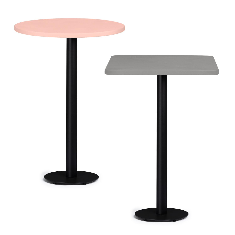 Tavolo alto da bar in cemento, immagine della galleria 1