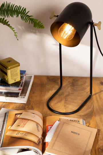 Lampada da tavolo Klip