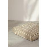 Cuscino per divano modulare in cotone Dhel Boho, immagine in miniatura 3
