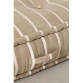 Cuscino per divano modulare in cotone Dhel Boho, immagine in miniatura 4