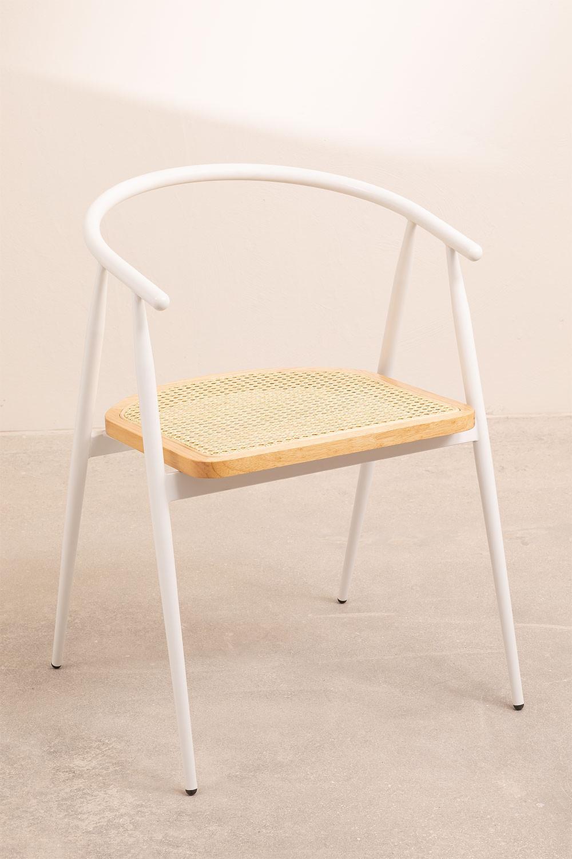Sedia da pranzo in stile Uish, immagine della galleria 1