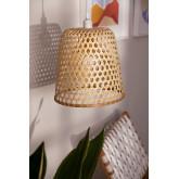 Lampada da Soffitto in Rattan (Ø30 cm) Kalde, immagine in miniatura 1