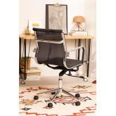 Sedia Ufficio con Ruote Chrim, immagine in miniatura 2