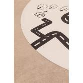 Tappeto rotondo in vinile (Ø150 cm) Nirar Kids, immagine in miniatura 2