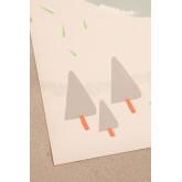 Tappeto in vinile (200x150 cm) Urel Kids, immagine in miniatura 3
