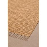Tappeto in cotone e juta (177x122 cm) Durat, immagine in miniatura 3