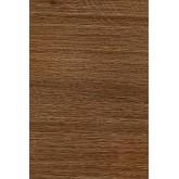 Tavolo da pranzo rettangolare in legno (180x90 cm) Dheos, immagine in miniatura 4