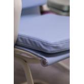 Sedia da ufficio con braccioli Mina Colors, immagine in miniatura 5
