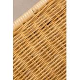 Sedia da pranzo in rattan Vali Style, immagine in miniatura 5