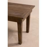 Tavolo da pranzo pieghevole in legno Isden (180x90 cm), immagine in miniatura 4