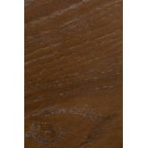 Tavolo da pranzo pieghevole in legno Isden (180x90 cm), immagine in miniatura 5