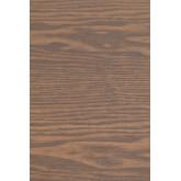Tavolo da pranzo in legno di quercia Koatt (180x90 cm), immagine in miniatura 5