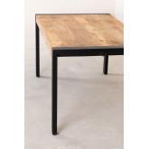 Tavolo da pranzo in legno Acki, immagine in miniatura 4