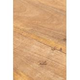 Tavolo da pranzo in legno Acki, immagine in miniatura 6