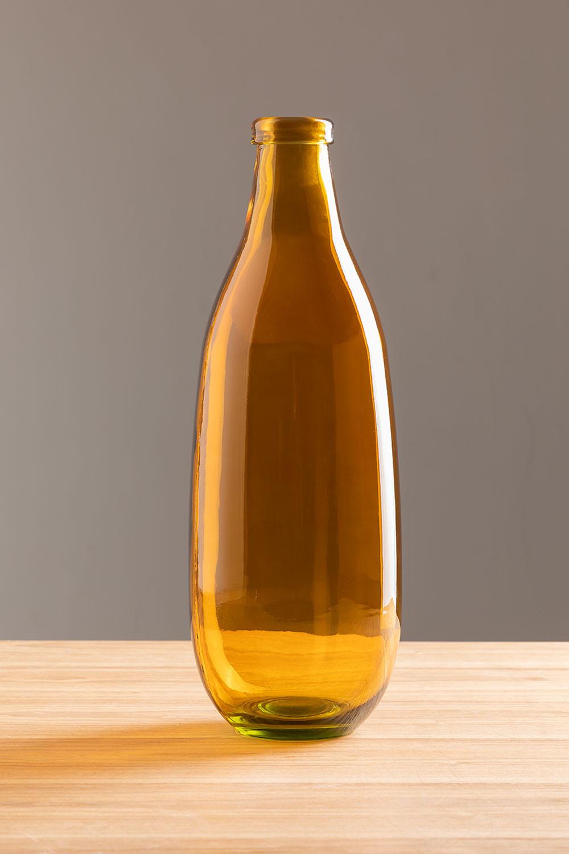 Vaso in vetro riciclato Dorot, immagine della galleria 1