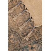 Tappeto in ciniglia di cotone (185x127 cm) Eli, immagine in miniatura 3