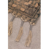 Tappeto in ciniglia di cotone (185x127 cm) Eli, immagine in miniatura 4