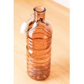 Bottiglia da 1,5 litri in vetro riciclato Margot, immagine in miniatura 2