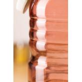 Bottiglia da 1,5 litri in vetro riciclato Margot, immagine in miniatura 4