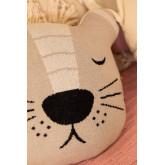 Cuscino rotondo in cotone per bambini Anuky, immagine in miniatura 2