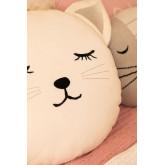 Cuscino rotondo in cotone per bambini Anuky, immagine in miniatura 3