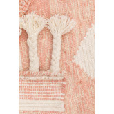 Tappeto in lana e cotone (211x143 cm) Roiz, immagine in miniatura 4
