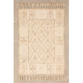 Tappeto in lana e cotone (205x140 cm) Takora, immagine in miniatura 1