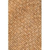 Tappeto in iuta (185x125 cm) Kendra, immagine in miniatura 2