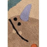 Tappeto in cotone (135x100 cm) Jungli Kids, immagine in miniatura 3