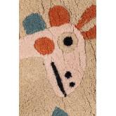 Tappeto in cotone (135x100 cm) Jungli Kids, immagine in miniatura 4