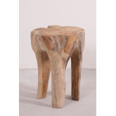 Tavolino in legno Tekka, immagine in miniatura 2
